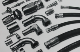 Hydraulic Hose & Fittings
